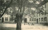 Dép 54 - Réf : 02 - Ecoles -  Blamont - Le Collège - état - Blamont