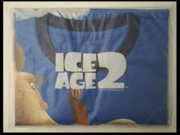 Cinémania : Tee-Shirt ICE AGE 2 - Kid's-X-Large - Neuf. - Merchandising