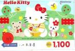 HELLO KITTY On Metro Card (143) - Comics