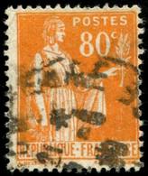 Pays : 189,03 (France : 3e République)  Yvert Et Tellier N° :  366 (o) - 1932-39 Paix