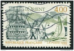 Pays : 189,07 (France : 5e République)  Yvert Et Tellier N° : 2765 (o) - Gebraucht