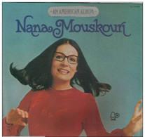 * LP * NANA MOUSKOURI - AN AMERICAN ALBUM (1974) - Vinylplaten
