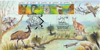 Australia-1986 Wildlife   Maximum Card - Unclassified