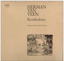* LP * HERMAN VAN VEEN - KERSTLIEDEREN - Kerstmuziek
