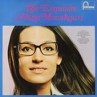 * LP * NANA MOUSKOURI - THE EXQUISITE NANA MOUSKOURI (1969) - Vinylplaten