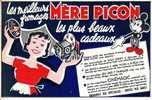 FROMAGE LA MERE PICON - Blotters