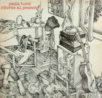 * LP * PAOLA TURCI - RITORNO AL PRESENTE (1990) - Vinylplaten