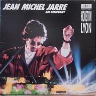 Jean Michel Jarre LP *houston Lyon* - Otros - Canción Francesa