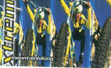 MOUTAIN BIKE TELECARTE ALLEMAGNE 1999 - Mountain Bike