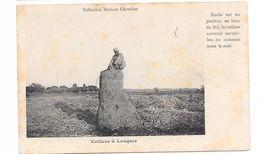 Veilleur à Louqsor Collection Mulsant Chevalier - Egypt