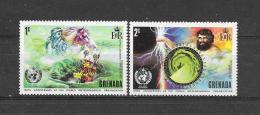 Grenada 1973 Y&T Nr° 468,469 ** - Grenade (1974-...)