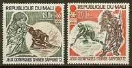 MALI 1972  MNH Stamp(s) Sapporo 309-310 #6077 - Winter 1972: Sapporo