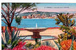 CPA - CANNES - 5 - VUE PRISE DE LA CROISETTE - MUNIER - Cannes