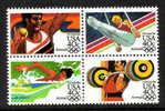 U.S.C105-08  **  OLYMPICS 1984 - Air Mail