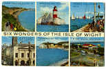 Six Wonders Of The Isle Of Wight 1975 - Angleterre
