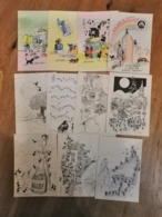 Le Formiche Di FABIO VETTORI (b17) - Otros Ilustradores