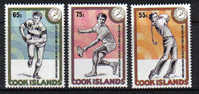 E797 - COOK ISLANDS :  N. 843/845 *** - Golf