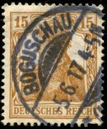 Pays :  22,2 (Allemagne : Empire)    Yvert Et Tellier N°:  99 (o) - Gebruikt