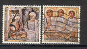 Vaticano 1990.-  YT Nº   880/1 - Vaticano (Ciudad Del)