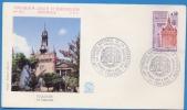ENVELOPPE FDC Neuve Toulouse Le Capitole  Obl : TOULOUSE - 1970-1979