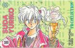 MANGA / ANIME On Phoncard (380) - Comics