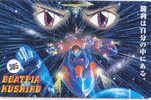 MANGA / ANIME On Phoncard (385) - Comics