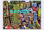 Fulani Women And African Market. Femmes Peulhes Et Marché Africain. - Burkina Faso