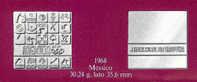 Le Medaglie Ufficiali Dei Partecipanti Alle Olimpiadi 1968 MESSICO - Non Classificati