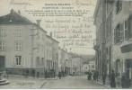 54, Meurthe Et Moselle, BADONVILLER, Grande Rue.....etc, Animations, Scan Recto-Verso - Francia
