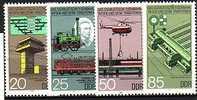 DDR 1985  YT 2591/94  N** - [6] Democratic Republic