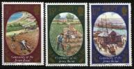 JERSEY 1980 MNH Stamp(s) Jersey Potato 216-218 #4245 - Agriculture