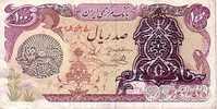 IRAN   100 Rials  Non Daté    Pick 118b  Signature 18     *****QUALITE  VF + ***** - Iran