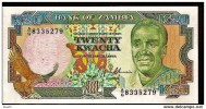 """20 Kwacha     """"ZAMBIE """"       UNC     Bc.53 - Zambia"""