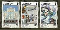 JERSEY 1993 MNH Stamp(s) Modern Art 612-614 #4323 - Europa-CEPT