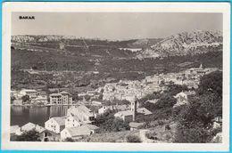 BAKAR - BUCCARI * Croatia * Travelled 1933. * Istria Quarnero Croazia - Croacia