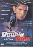 DOUBLE TAKE De MARK L. LESTER DVD NEUF - Policiers