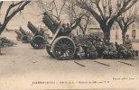 26:  Soldats Et Batterie De 220 Court Du 184° Régiment D´artillerie à Valence - Matériel