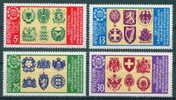 3220 Bulgaria 1983 EUROPA KSZE ** MNH / Coat Of Arms - SPAIN - Spain