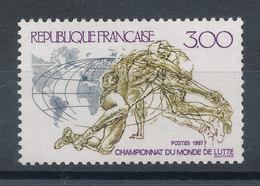 2482** Lutte - France