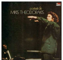 * LP * PORTRAIT DE MIKIS THEODORAKIS - Country En Folk
