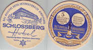 Sous Bocks - Schlossberg - Das Moderne Hotel - 1963 -   Biere Bier Beer - Portavasos