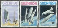 GRENADA 1978 Space Shuttle  MH