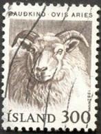 Pays : 243,2 (Islande : République)  Yvert Et Tellier N° :  533 (o) - 1944-... Republik