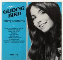 * LP * EMMYLOU HARRIS - GLIDING BIRD (USA 1979 On Emus Records Ex!!!) Rare - Country En Folk