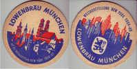 Sous Bocks - Lowenbrau - Weltausstellung New York 1964-65 - Biere Bier Beer - Portavasos