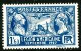 France SC 244 Mh 1.50fr Issue Of 1927 - France