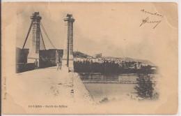 VIVIERS :  Bord Du Rhone - Viviers