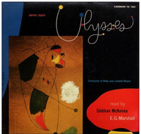 * LP * JAMES JOYCE - ULYSSES (Soliloquies Of Molly And Leopold Bloom) USA Ex!!! - Collector's Editions
