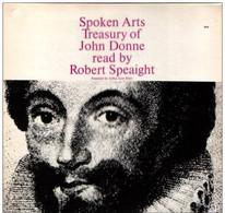 * LP * SPOKEN ARTS: TREASURY OF JOHN DONNE ( Ex!!!) - Verzameluitgaven