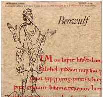* LP * BEOWULF, CAEDMON´S HYMN AND OTHER OLD ENGLISH POEMS (USA 1962 Ex!!!) - Verzameluitgaven